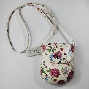 💥Just In💥 Vegan Snap Purse Floral